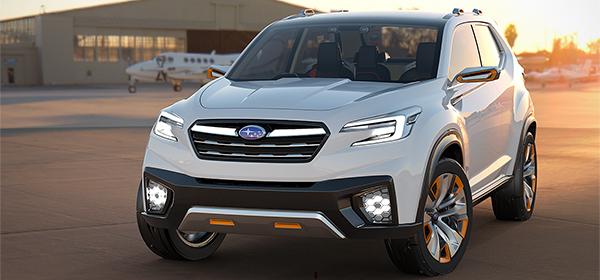 Subaru меняет свое привычное название