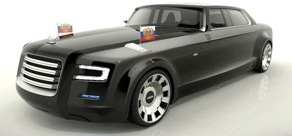 Автомобили для чиновников удачно проходят тестирования
