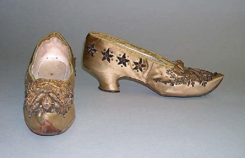 Evening shoes. Designer: Pierre Yantorny (Italian, 1874 1936
