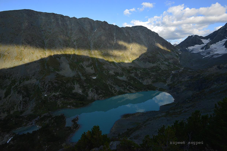Озеро Куйгук.