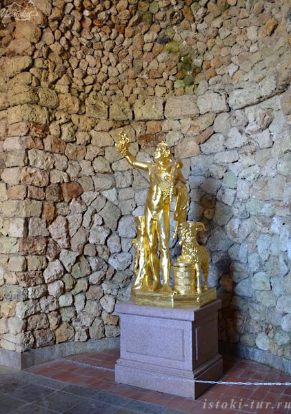 статуя_Вакха_statuya_Vakkha