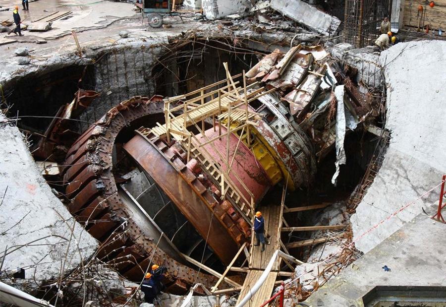 Катастрофу на Саяно Шушенской ГЭС запечатлели камеры видеонаблюдения