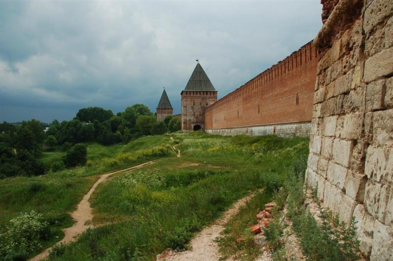 Западные ворота России: знакомство со Смоленском