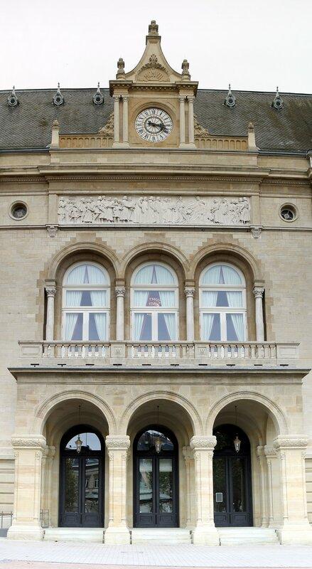 Cultural centre of Luxembourg (Cercle Cité Luxembourg)