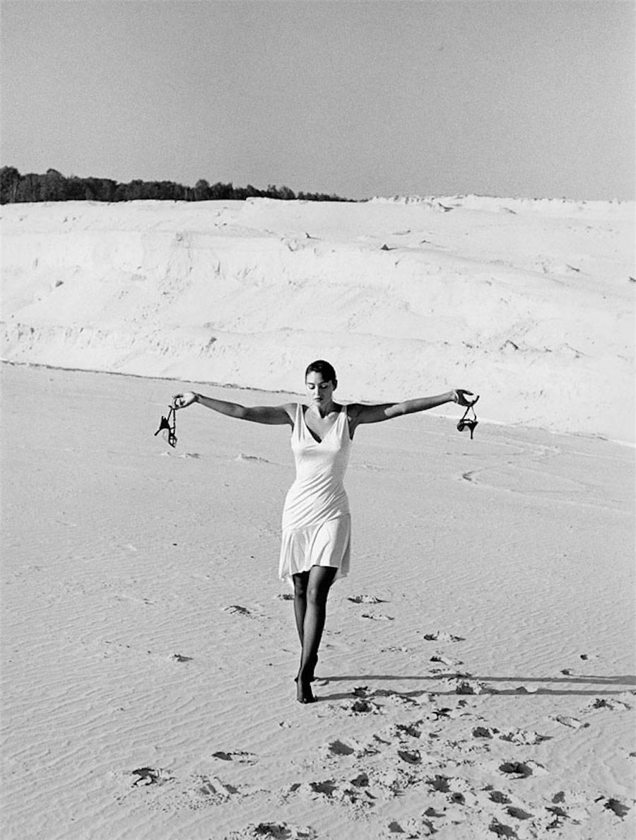 Снимок Памелы Хэнсон, 1994 год.