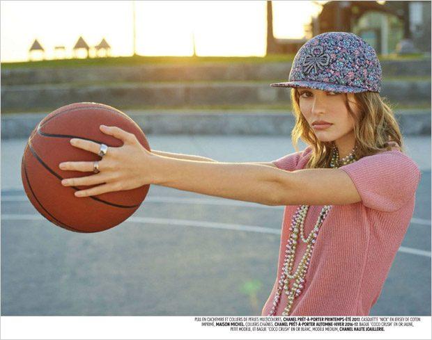 Лили-Роуз Депп в Jalouse Magazine