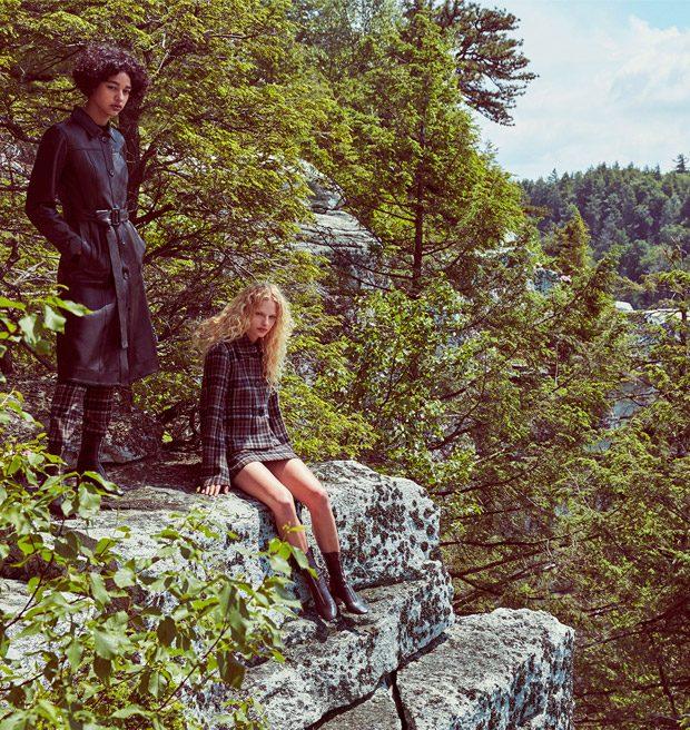 Осенне-зимная кампания Zara 2016