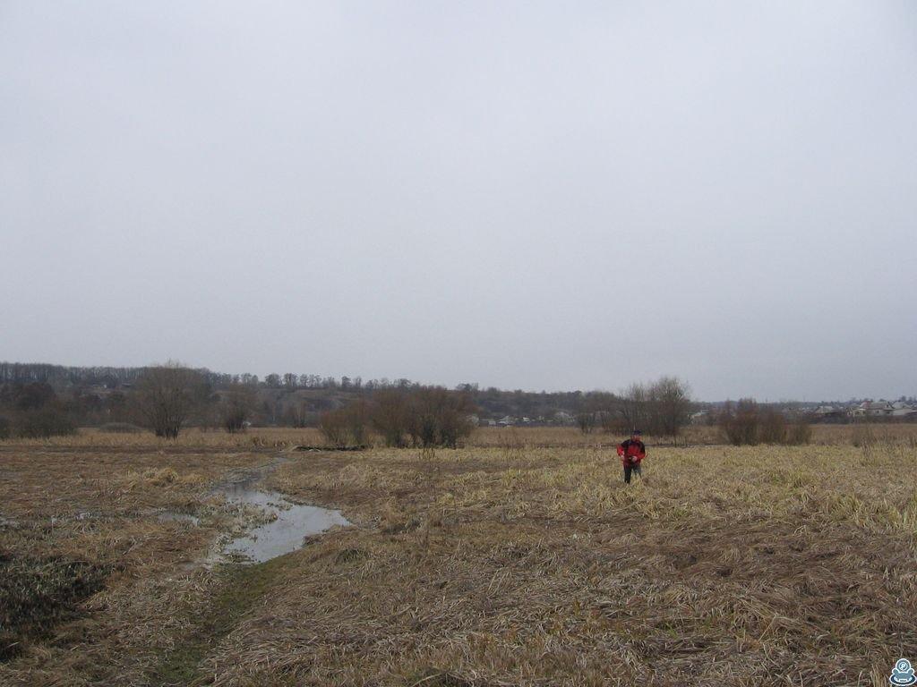 Возле реки Боромли