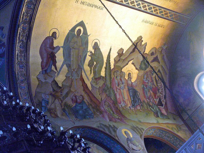 Thessaloniki. Verklärungs-Kirche