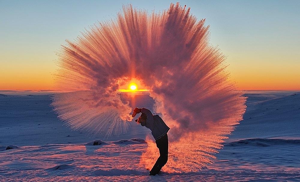 чай на северном полюсе