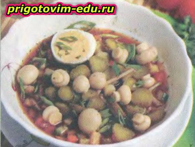 Суп Колодник «Старорусский»