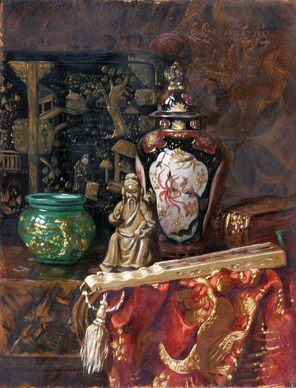 4. Натюрморт с декоративными китайскими предметами.jpg