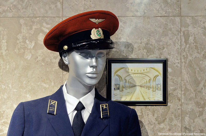 Метро Выставочная. Музей метро. 16.09.16.09..jpg