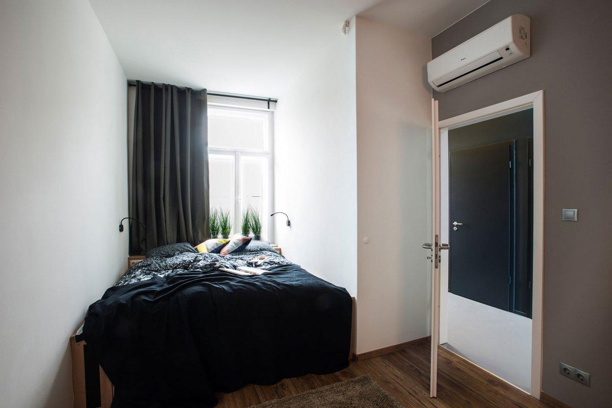 Небольшие апартаменты в Будапеште
