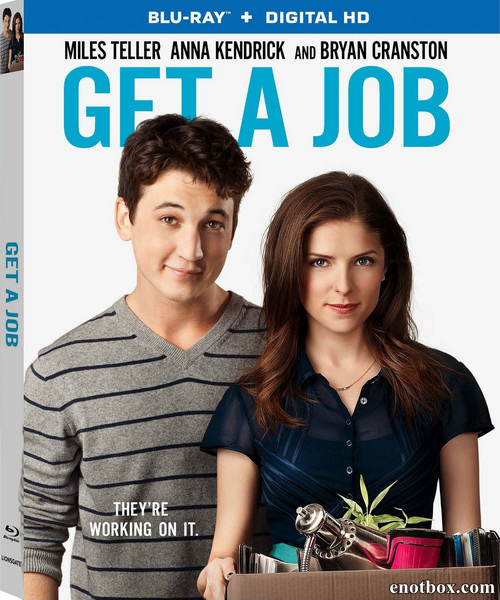 Охота на работу / Get a Job (2016/BDRip/HDRip)
