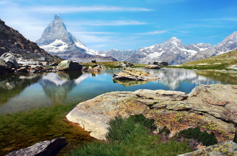 прекрасный мир гор