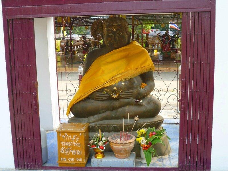 Таиланд, статуя Будды (Thailand Buddha statue)