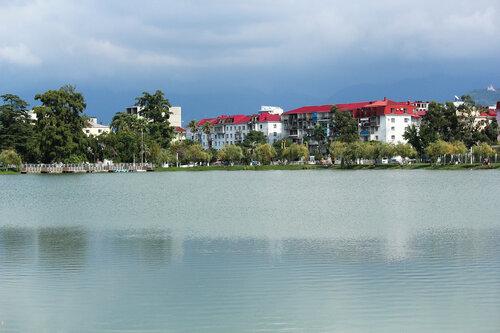 Nurigeli Lake