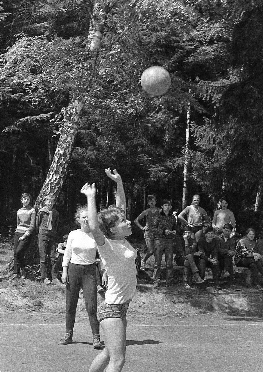 95. Волейбол