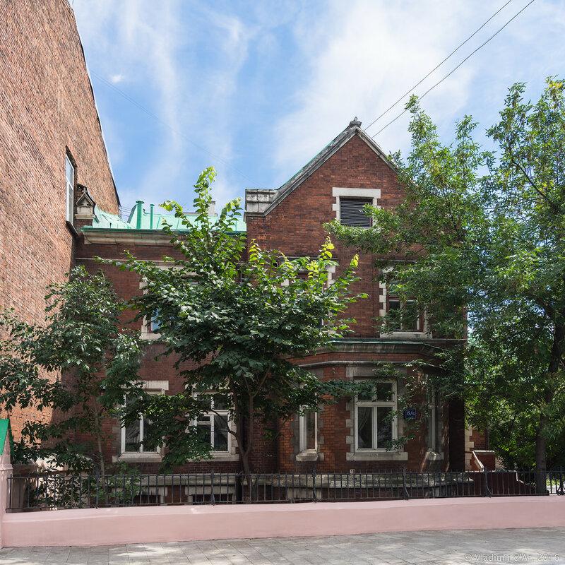 Англиканская церковь Святого Андрея в Москве