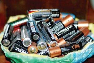 В Кишиневе прошла акция по сбору алюминиевых батареек