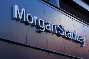 Morgan Stanley выплатит минюсту США $2,6 млрд