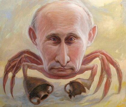 Карикатуры Лопатина.