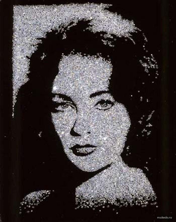 Elizabeth Taylor (Pictures of Diamonds)
