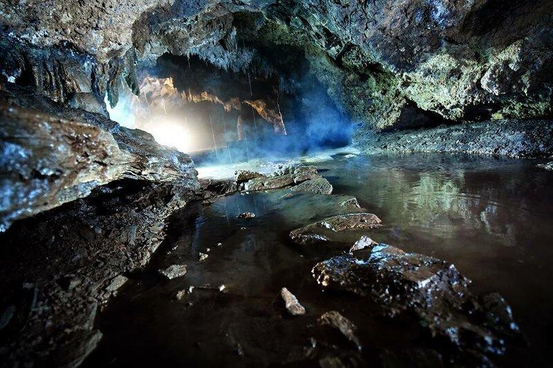 Липская пещера в Цетинье