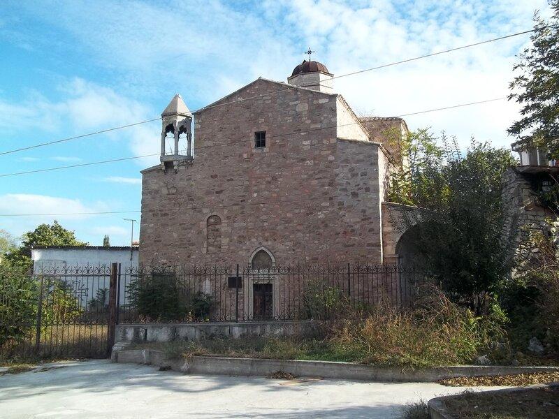Армянский храм Архангелов Михаила и Гавриила