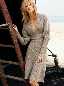 Женственный образ. Платье от Victoria's Secret
