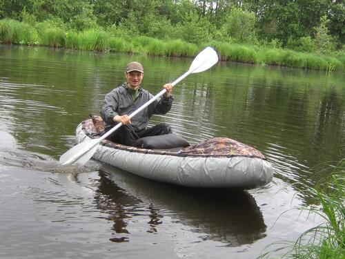 Лодка налим щука