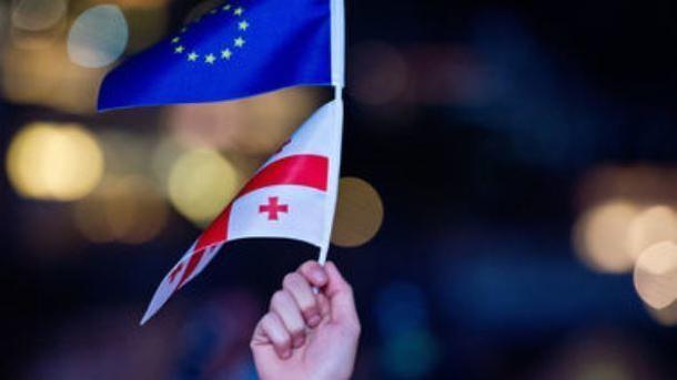 Европарламент утвердил безвизовый режим для Грузии