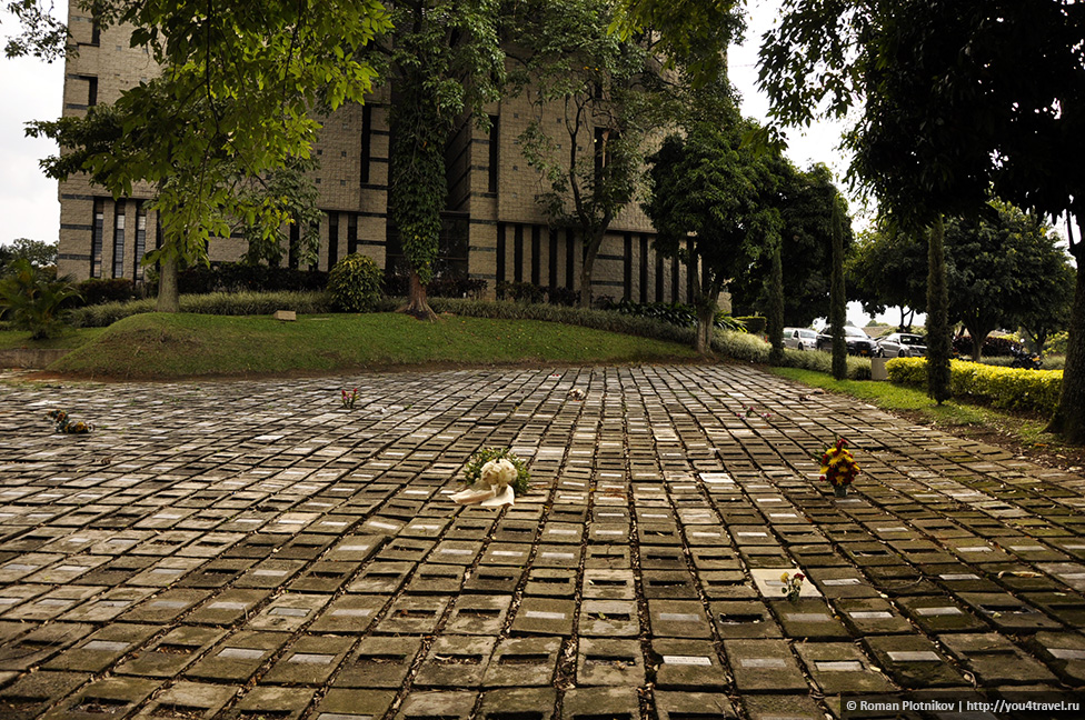 0 14e9cb 75282a79 orig День 171. Кладбище, где похоронен колумбийский наркобарон Пабло Эскобар, и его дом в Медельине