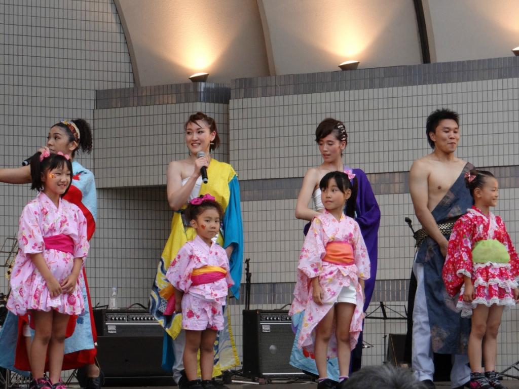 Япония. Фестиваль Одна Азия в Токио (One Asia 2015) .