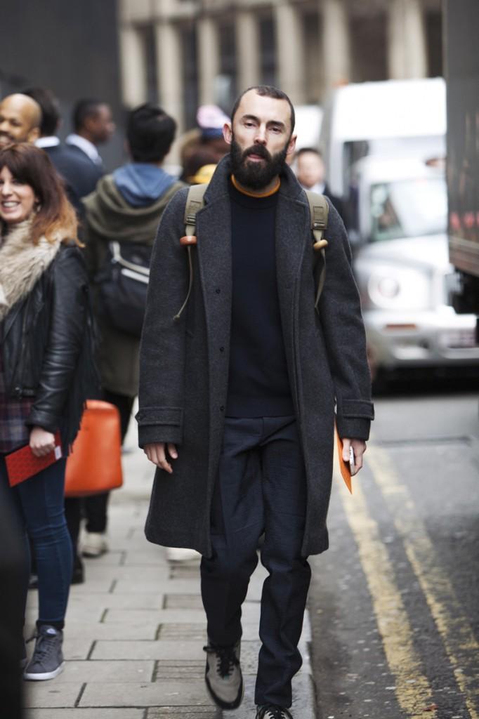 Мужская уличная мода