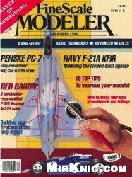 Книга FineScale Modeler 1986-12