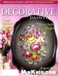 Журнал Australian Decorative Painting Vol 14 № 7
