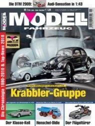 Журнал Modell Fahrzeug 2010 No 1