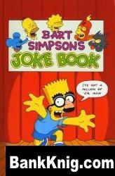 Журнал Bart  Simpson's Joke Book