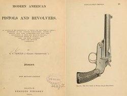 Modern American pistols and revolvers - 1894