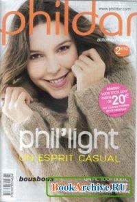 Журнал Phildar № 566.
