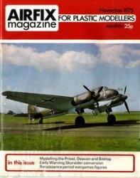Журнал Airfix Magazine №11  1975  (Vol.17 No.3)