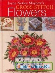 Книга Cross stitch Flowers