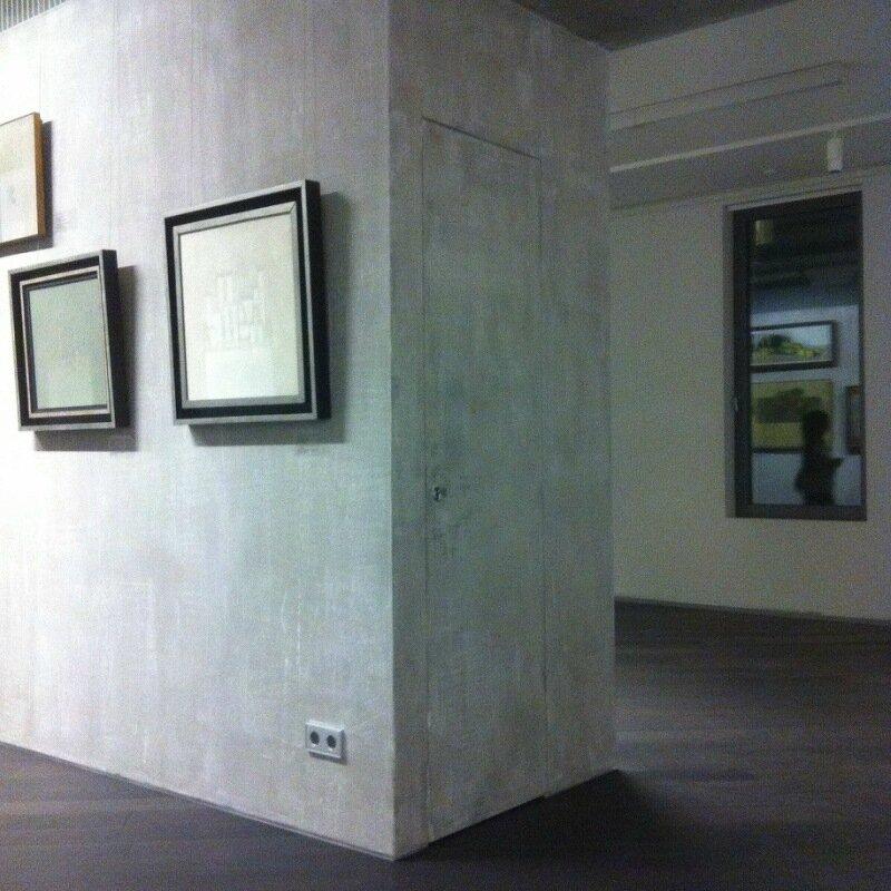 Выставка Владимира Вейсберга в In Arbitus