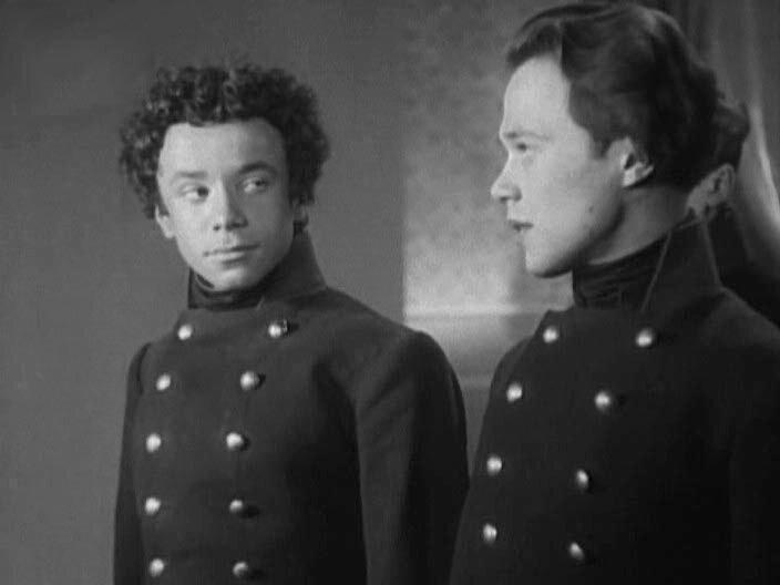 Смотреть фильм юность поэта 1937  бесплатно
