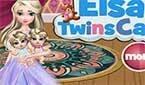 Эльза Холодное Сердце Уход за Двойняшками