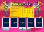 Joker Poker бесплатно, без регистрации от PlayTech