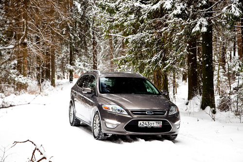Ford mondeo 4 форум