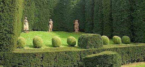 лучшие сады италии